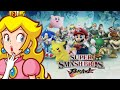 Super Smash Bros  Brawl   Peach loses by doing absolutely everything