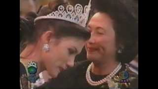 Miss Thailand World 1996 - Final and Crowning Moment