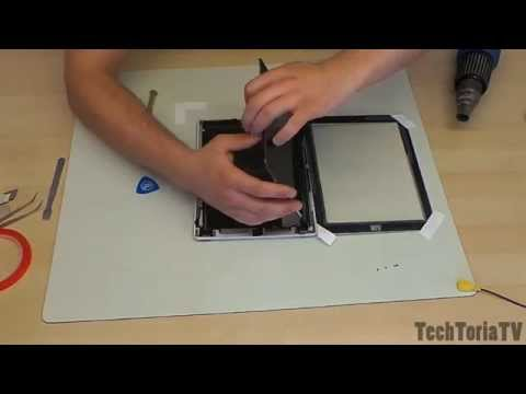 HOW TO: Apple iPad 2 disassembly / Screen replacement / Screen repair / Opening A1397 A1396 A1395