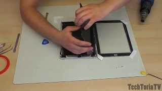 how to apple ipad 2 disassembly screen replacement screen repair opening a1397 a1396 a1395