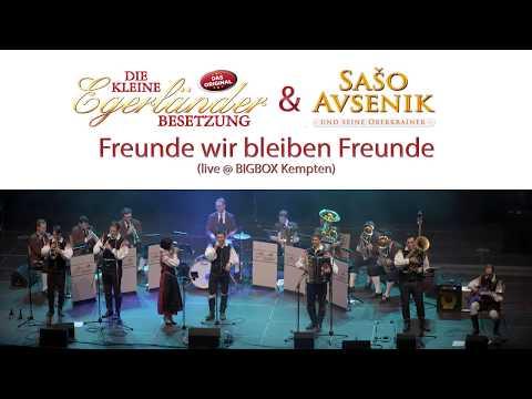 Egerländer Musikanten treffen Oberkrainer - LIVE