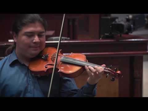 Recital de violín y orquesta de cuerdas  - 16 may 2016 -  Bloque 1