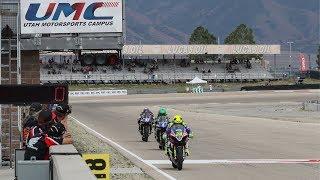 EBC Brakes Superbike Race 2 Highlights at Utah 19