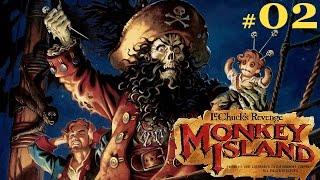 Monkey Island 2: LeChuck's Revenge #2 - Dándole lustre a la pata de palo