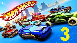 Hot Wheels: Race Off - Daily Race Off Random Levels Supercharged #3 | Android Gameplay| Droidnation