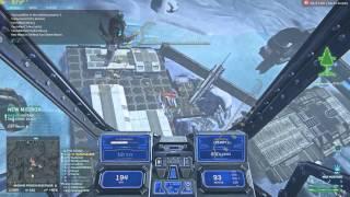 Planetside 2 - Reaver A2A gameplay - New pilot progress lacking?