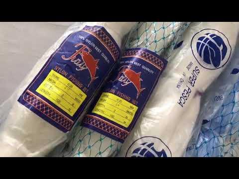 High Quality Shrink Resistance Nylon Fishing Net, Nylon Fishing Net Hot Sale