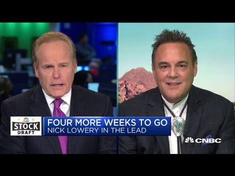 Former NFL player Nick Lowery on his lead in CNBC's 2019 Stock Draft