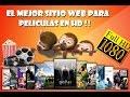 La mejor pagina para ver Películas en Interne Gratis || Full HD || Películas Y Series Online