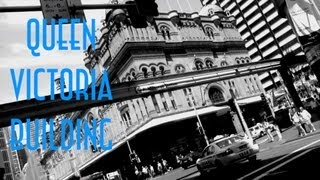 Qvb (queen Victoria Building) - Sydney / Australia - Emvb - Emerson Martins Video Blog 2011