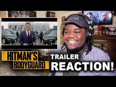 Thumbnail: The Hitman's Bodyguard Red Band Trailer : REACTION!