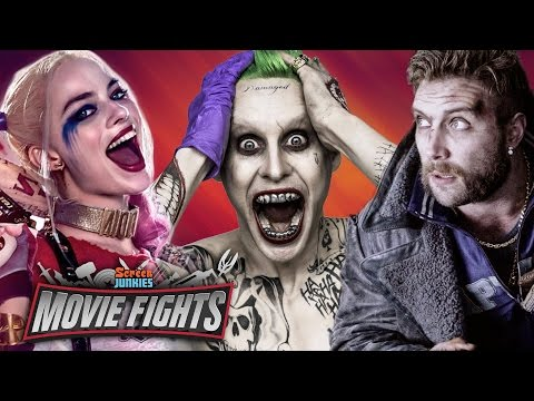 Best Suicide Squad Trailer Moment? - MOVIE FIGHTS!