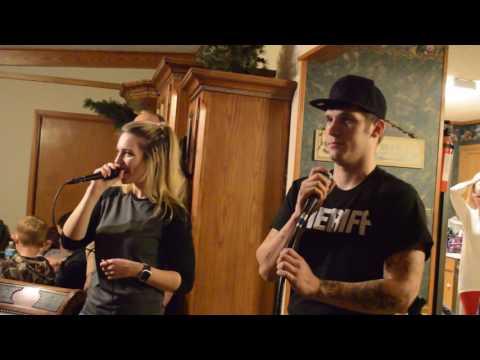 Thanksgiving Karaoke 2016 Kelsie & Jeremy