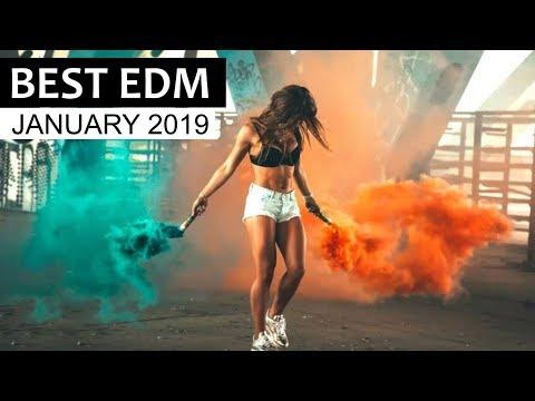 BEST EDM JANUARY 2019 💎 Electro House Dance Charts Music Mix