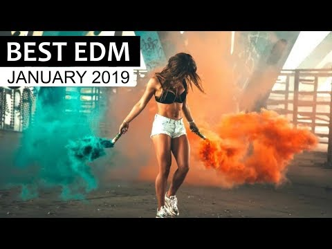 BEST EDM JANUARY 2019 💎 Electro House Dance Charts Music Mix Mp3