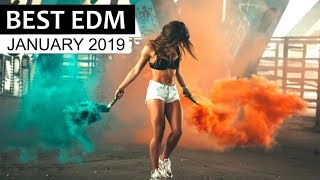 BEST EDM JANUARY 2019 Electro House Dance Charts Music Mix