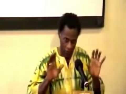 Understanding Melanin with Dr. Llaila Afrika