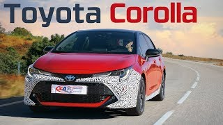 Toyota Corolla - Test by SAT TV Show