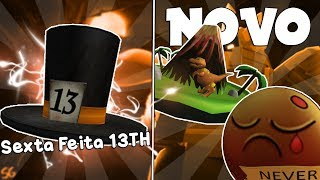ROBLOX'S FRIDAY 13TH HAT! & NEW ITEMS
