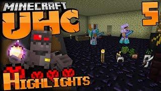Minecraft UHC Highlights Episode 5: End Battle