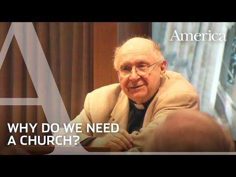 Why Do We Need a Church? A lecture with Father Michael Himes