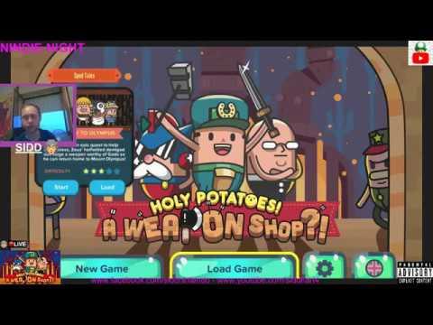 Holy Potatoes! A Weapon Shop ?! |