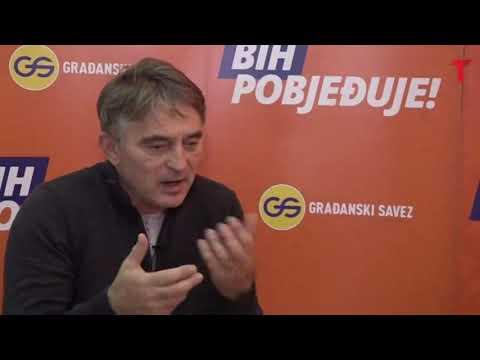 Dodik: Komšić ima krizu legitimiteta