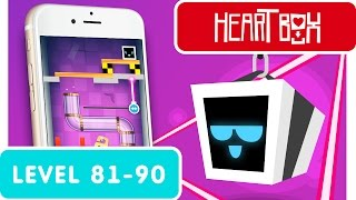 Official Heart Box Walkthrough Level 81-90