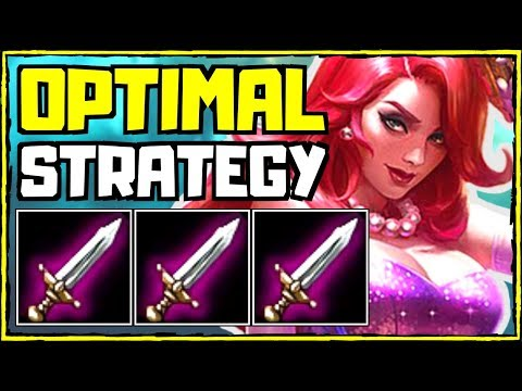 [10.10] OPTIMAL Miss Fortune Strategy For Ranked Games | League Of Legends (Season 10)