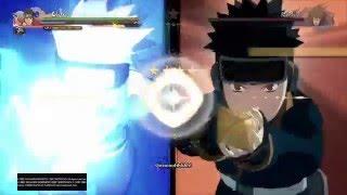 NARUTO SHIPPUDEN: Ultimate Ninja STORM 4 Kakashi and Obito VS Taiseki and Kakkou thumbnail