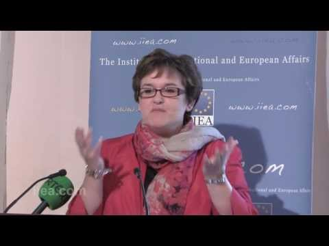 Sabine Lautenschläger on From Supervision to Resolution: A German Perspective