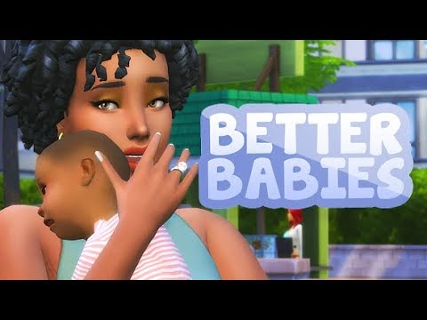 top-mods-for-better-pregnancy-and-babies-👶🍼-|-the-sims-4-2019