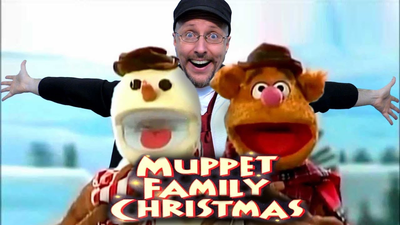 Muppet Christmas.A Muppet Family Christmas Nostalgia Critic