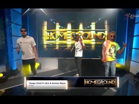 Homeground - Yanga Chiefs ft AKA & Gemini Major