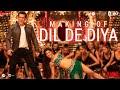 Radhe: Making of Dil De Diya | Salman Khan, Jacqueline Fernandez |Himesh Reshammiya|Kamaal K,Payal D
