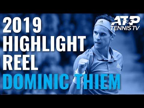 DOMINIC THIEM: 2019 ATP Highlight Reel
