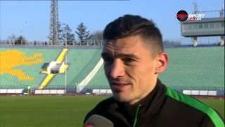 Играч на мача: Клаудиу Кешеру след успеха над Славия