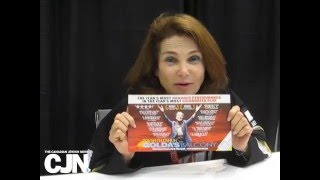 One-on-One with Tovah Feldshuh