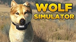 I became a wolf and everything hates me - Wolf Simulator | Wolf Quest | Ep 1