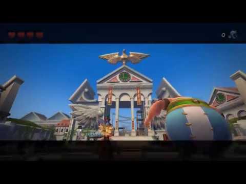 Asterix Obelix Xxl 2 Remastered Gameplay La Prima Mezzora Di