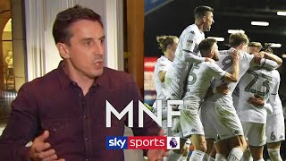 Does Gary Neville want Leeds United back in the Premier League? | MNF Retro