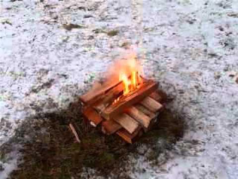 Encendedor de fuego burner con le a mojada youtube for Como encender una barbacoa