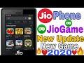 Jio Phone Me Jio Game New Feature  Update On Jio Store !! New Update On JiobGame_Hindi