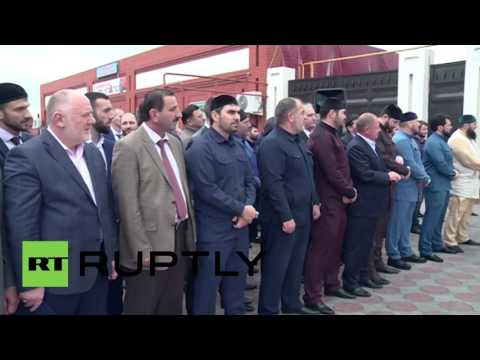 Russia: Kirov Avenue in Grozny renamed after Muhammad Ali