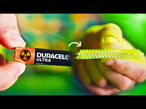 Атомная батарейка своими руками