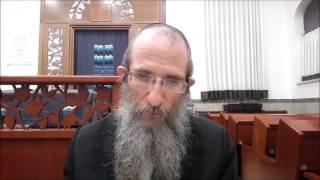 הרב ברוך וילהלם - תניא - אגרת התשובה - פרק יב