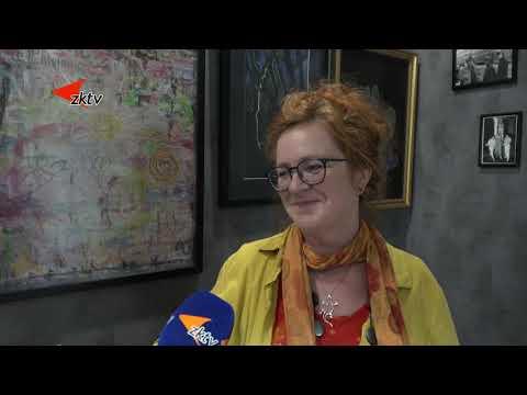 V Mariánských Lázních vystavuje Bärbel Jílková