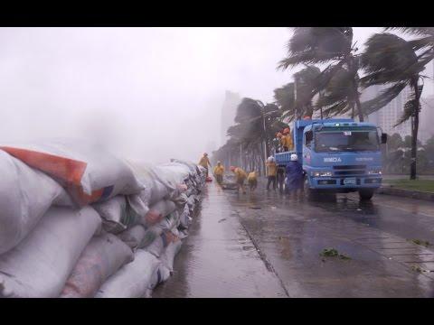 Prepared Manila survives Typhoon Glenda