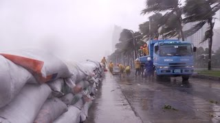 Prepared Manila survives Typhoon Glenda