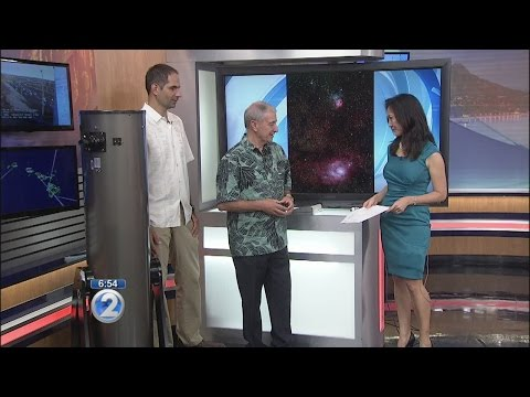 The largest conference of astronomers comes to Hawaii